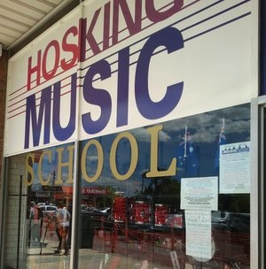 Hosking Music School