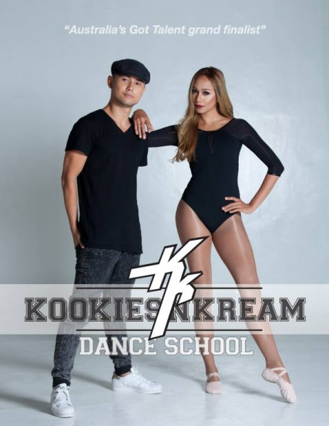 Kookies N Kream Dance School